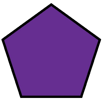 how to draw an even sided hexagon