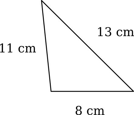 Area of a triangle word problems grade 7